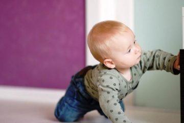 התאמת הבית לילדים קטנים