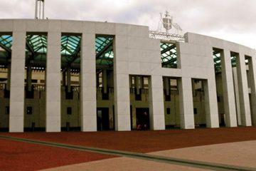 מיגון הפרלמנט האוסטרלי